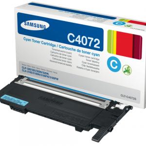 CLT-C4072S/ELS - SAMSUNG Toner Cartridge Cyaan 1.000vel 1st