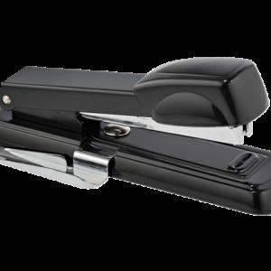 5000534 - LEITZ Nietmachine met Ingebouwde Ontnieter E8 Zwart 1st