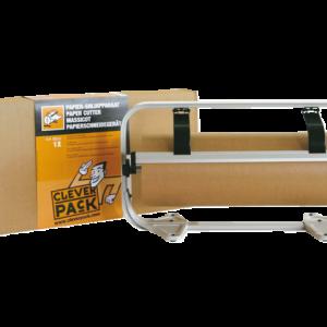 530353 - CLEVERPACK Afrol/Afscheurapparaat 50cm Zilver 1st