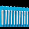 6100520 - JALEMA Ruiters en Ruiterstroken Jockey Transparant 50st