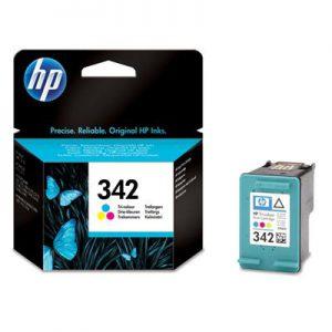 C9361EE - HP 342 Cyaan & Magenta & Yellow 5ml