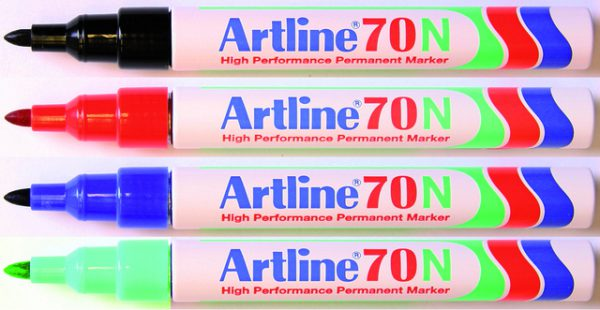 0670202 - ARTLINE Marker Permanent 70 0.7mm