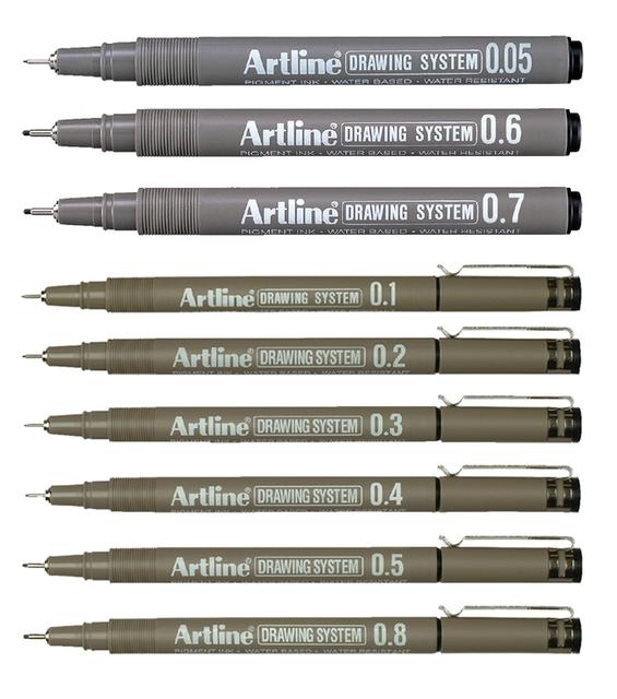 0648203 - ARTLINE 0.1mm