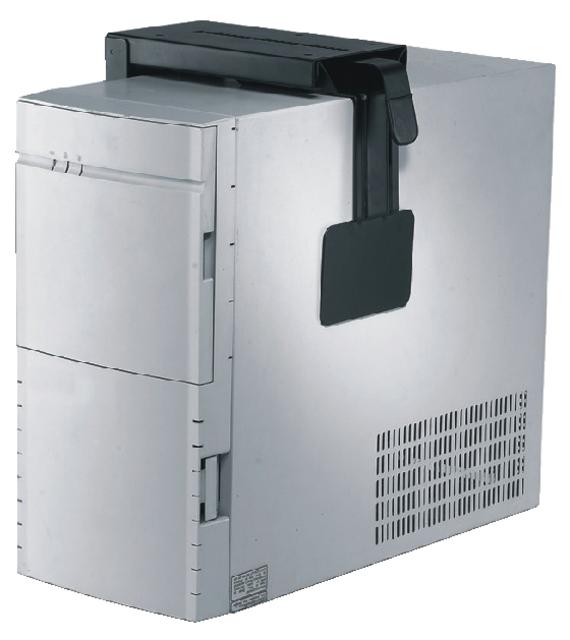CPU-D100BLACK - NEWSTAR Computerdrager Zwart