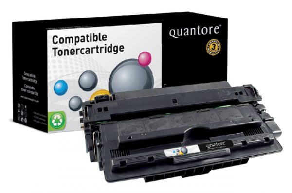 Q7516A-Q - Quantore Toner Cartridge 16A Black 12.000vel 1st
