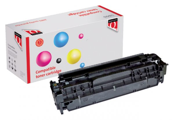 CE410A-Q - Quantore Toner Cartridge 305A Black 2.200vel 1st