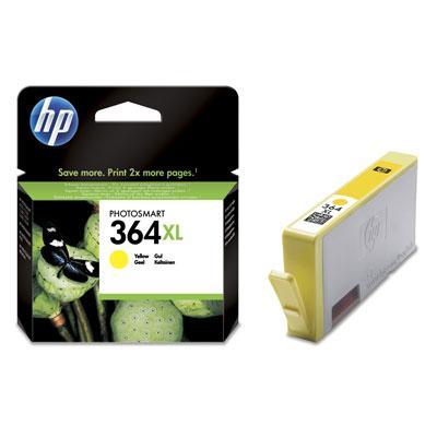 CB325EE - HP 364XL Yellow 6ml