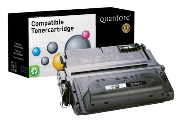 Q1338A-Q - Quantore Toner Cartridge 38A Black 12.000vel 1st