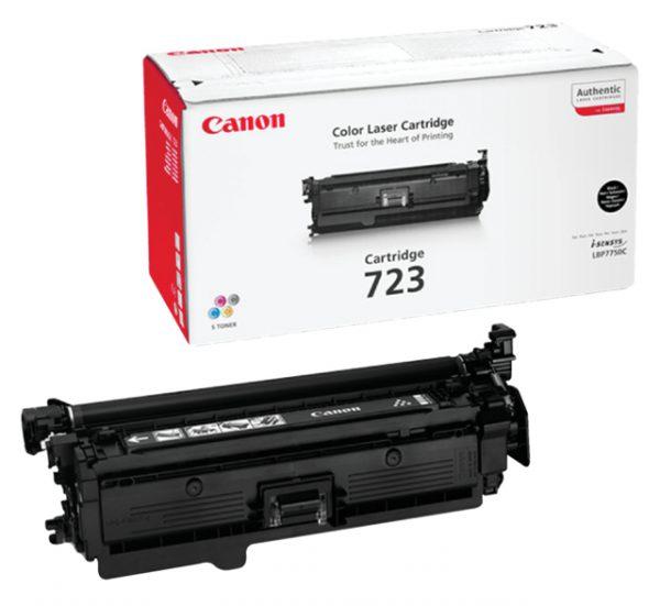 2644B002 - CANON Toner Cartridge 723 Black 5.000vel