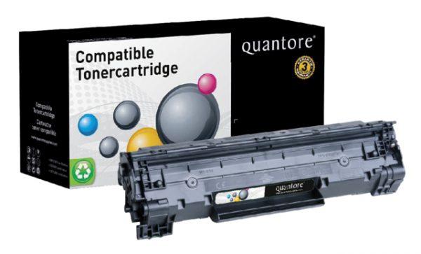 CB435A-Q - Quantore Toner Cartridge 35A Black 1.500vel 1st
