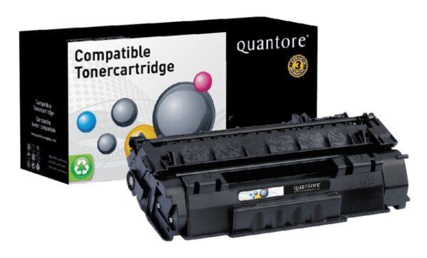 Q7553A-Q - Quantore Toner Cartridge 53A Black 3.000vel 1st