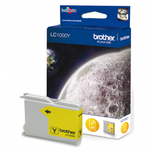 LC-1000Y - Brother Yellow 6,5ml