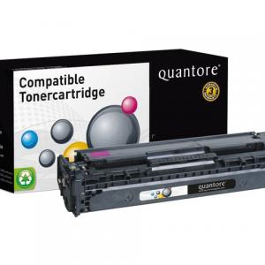 CE323A-Q - Quantore Toner Cartridge 128A Magenta 1.300vel 1st