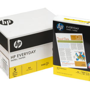 88148221 - HP Kopieerpapier Everyday A4 75g/m² Wit 500vel