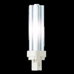 PLC13W830 - PHILIPS Spaarlamp G24 2-pin 13W Kleurnummer: 830